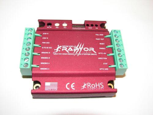 Geckodrive G214 CNC Stepper Motor Driver 3 YR Warranty Router Mill Plasma