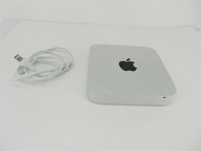 Apple MAC MINI A1347 Desktop 500GB ,4GB Ram 2.5 GHz Intel Core i5 For Parts for sale  Shipping to India