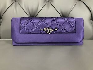PURPLE EVENING BAG check out my other ads