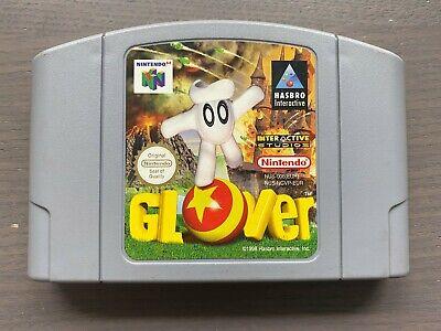 Glover | Nintendo 64 N64 Spiel in gutem Zustand | nur Modul