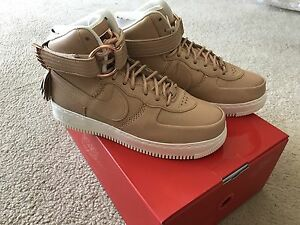 NIKE AIR FORCE 1 SPORT LUX HIGH (LIMITED EDITION)