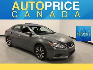 2017 Nissan Altima 2.5 SV MOONROOF|ALLOYS|REAR CAM