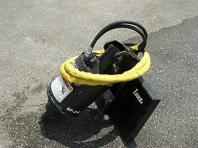 Toro Dingo Mini Skid Steer Attachment - Lowe Bp210 Hex Auger Drive - Ship 199