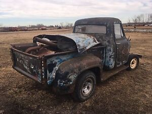 1953 f100 PROJECT