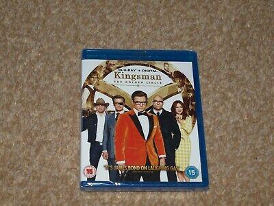 Kingsman Golden Circle Blu-ray DVD