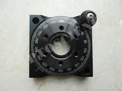 Newport Rsp-1t Rotation Stage Rotary Mount For 1 Optics