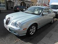 2001 'Y' Jaguar S-TYPE 3.0 auto V6 SE- Mega Low miles- 26,000 miles- FSH