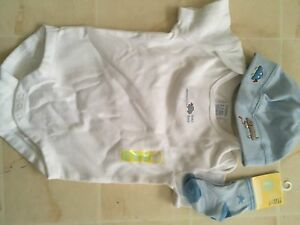 Gymboree onesie, hat and socks new with tags