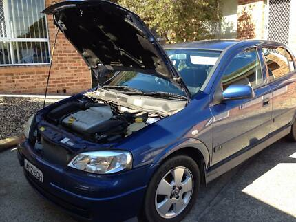 2003 Holden Astra Hatchback Greater Taree Area Preview