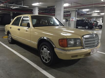 1981 Mercedes-Benz 280 Sedan Mermaid Beach Gold Coast City Preview