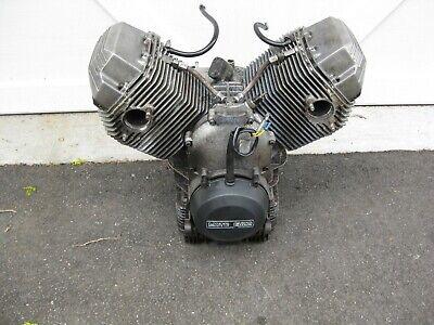 MOTO GUZZI California III 1000 ENGINE MOTOR MINT 7K MILES W/ WARRANTY FREE SHIP