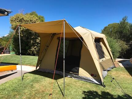 Black Wolf Turbo 300 Tent & black wolf tent | Camping u0026 Hiking | Gumtree Australia Free Local ...