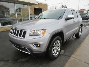 2014 Jeep Grand Cherokee Limited *CUIR+NAV.*