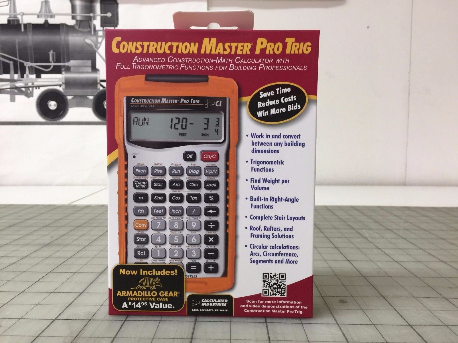Calculated Industries Construction Master Pro W/Trig