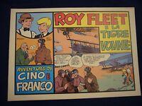Cino E Franco Roy Fleet E La Tigre Volante Anastatica Nerbini Come Nuovo -  - ebay.it