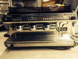 LA CIMBALI M39 DOSATRON 3 GROUP COFFEE MACHINE Lugarno Hurstville Area Preview