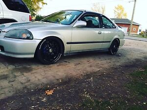 Selling my 1998 civic si