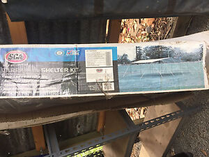 Tarpaulin shelter kit large Nambour Maroochydore Area Preview
