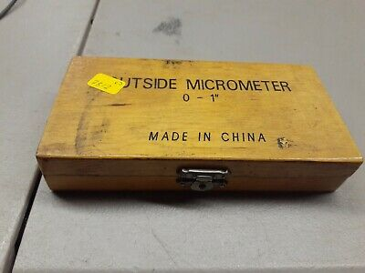 Phase Ii 0-1 Inch Outside Micrometer