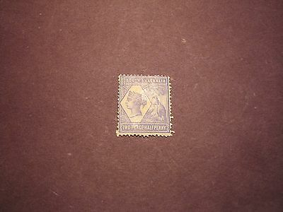 South Australia Stamp Scott# 102  Queen Victoria 1894 MH C86