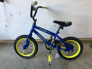 14 inch huffy kids bike