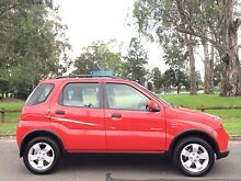 2004 Holden Cruze YG Hatch AWD 5speed Red Moorebank Liverpool Area Preview