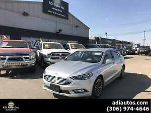 2017 Ford Fusion SE AWD .... ONLY $180 B/W....