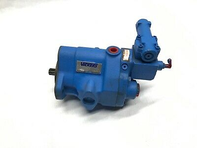 Vickers Piston Pump Fixed And Variable Displacement Pump Pvb5-rs-40-cc-12-s213