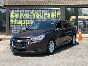 2015 Chevrolet Malibu LT / REMOTE START / HEATED SEATS /BACK UP