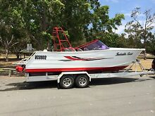 Aluminium jet boat - 7.5m Newcastle East Newcastle Area Preview