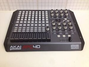 Akai APC40  Used only once  Top Condition Toorak Stonnington Area Preview