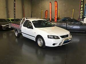 FORD FALCON UTE 07  ALSO 1 ON GAS  RENT TO OWN CREDIT PROBLEMS OK Arundel Gold Coast City Preview