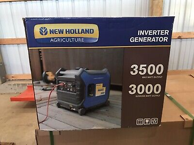 New Holland 35003000 Watt Invertergenerator Pn- Bn3500ig