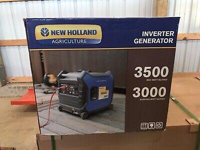 New Holland 35003000 Watt Invertergenerator Pn- Bn3500ig