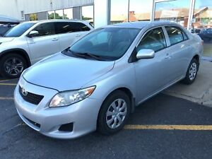 2010 Toyota Corolla CE *AIR CLIMATISE, CRUISE CONTROL*