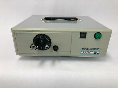 Luxtec 9300xsp Light Source