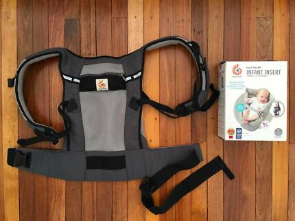 Ergobaby Ventus Mesh Carrier Only - Near New Condition