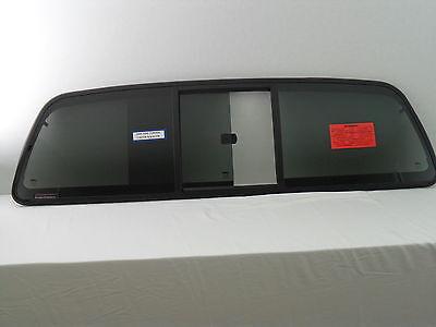 For 00-06 Toyota Tundra 2&4 Door Sliding Back Glass Rear Window Slider
