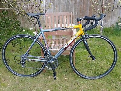 SAB Domagnano 105 Road bike. Dedacciai frame.
