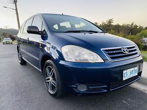 2003 Toyota Avensis Verso Glx 4 Sp Automatic 4d Wagon