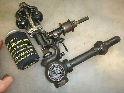 Lathrop And Co 34 Steam Governor For Old Gas Or Steam Engine Very Nice Piece