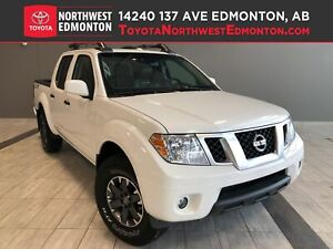 2018 Nissan Frontier PRO-4X | Liner | Bluetooth | Back Cam | Roo