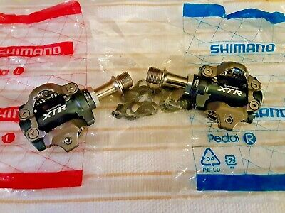 Shimano XT PD-M770 Pedal AXLE ASSEMBLY Right XTR Deore PD-M970//M-959//M540 Usable