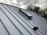 Experienced Metal Roofers - $25-$40/hr