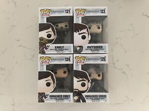 BRAND NEW FUNKO POP VINYL: Dishonored 2 Collection
