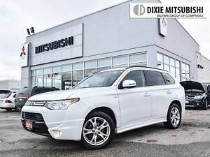 2014 Mitsubishi Outlander GT LIMITED EDITION S-AWC | LANE DEPART