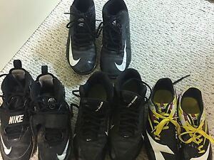 Various cleats