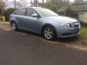 2010 Holden Cruze Sedan one owner Wamberal Gosford Area Preview