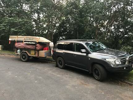 MDC Camper Trailor Bungalow Cairns City Preview