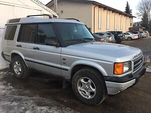 2002 Land Rover Discovery II - LOW KM - Excellent Condition